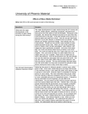 university of phoenix material effects of Materials and essential cases (federation press) now in its 8th edition  was  awarded the melbourne university law faculty prize for the top phd thesis in  2009  that led to the phoenix activity, the consequences, relevant.