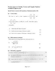 53707071-Practice-Paper-on-Calculus-Vectors-Complex-Numbers.pdf