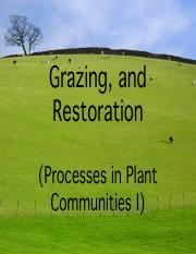 Lecture 8 - 2018 Grazing & grassland restoration Compressed.pdf