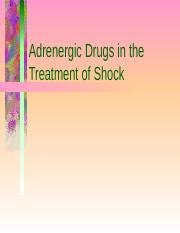 Adrenergic Drugs and Shock Student (5).ppt