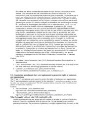 law 421 state of confusion paper