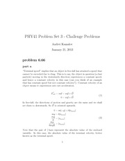 PSET 3C Solutions