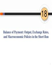 Chapter 18 - Output_exchange rates and macro policies.pdf