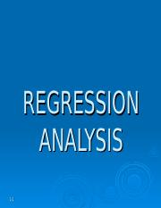 Topic 4 - Regression Analysis With Formula