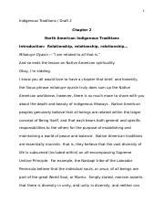 Indigenous Traditions Draft 2.1 (1)