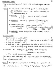 08 Stiefel-Whitney classes Lecture Notes
