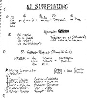 El Superlativo Notes