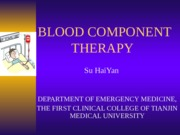 8 Blood component