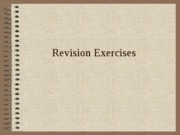 Revision_Exercises