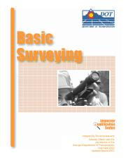 BasicSurveying