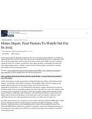 Home Depot_ Four Factors To Watch Out For In 2015.pdf