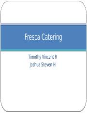 Fresca Catering.pptx