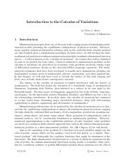 calculus-of-variation-notes