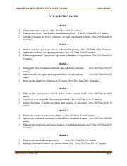 MBA-III-INDUSTRIAL RELATIONS & LEGISLATIONS [14MBAHR301]-QUESTION PAPER.pdf