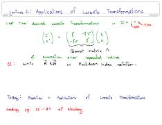 717-2012-Lecture 2_ Applications of Lorentz Transformations