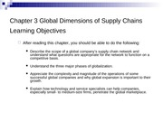 Coyle Chapter 3 PowerPoint Slides
