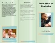 Depression Brochure 2016.docx - and Conversion disorder (Constance ...