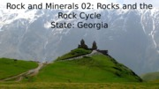 Rock Cycle Virtual Tour