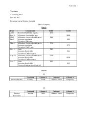 inventory adjustment and transaction worksheet exam 10 docx your