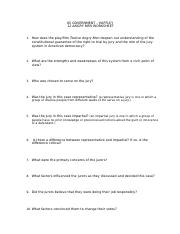 12 angry men worksheet