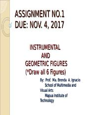 A1_INSTRUMENTAL FIGURES1.ppt