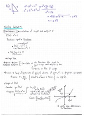 Lecture 4 Notes 1