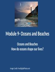 Module 9 Oceans and Beaches-4
