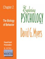 ExpPsych9e_LPPT_02 - The Biology of Behavior