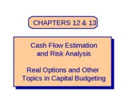 Chapters 12-13 Powerpoint