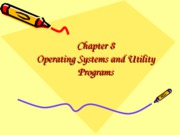 Chap 08 System Software
