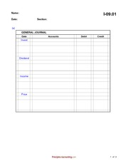 I-09.01 Worksheet