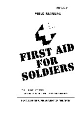 (FM 21-11) First Aid for Soldiers(1988)