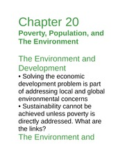Econ 277(notes)Ch 20- poverty population