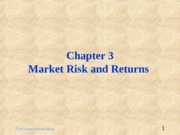 ch03_-_Market_Risks_and_Return