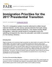 Immigration Priorities for the 2017 Presidential Transition.pdf