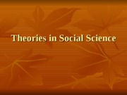3_Theories_in_social_science
