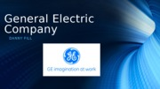 General Electric Company Final