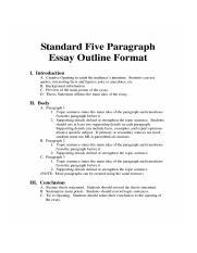 Bad college essays