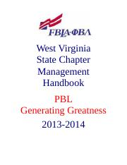 2013-2014_PBL_Revised_Chapter_Management_Handbook