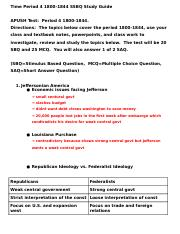 Time Period 4 1800-1844 SSBQ Study Guide.docx