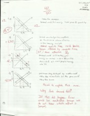Microeconomic Theory Homework 2