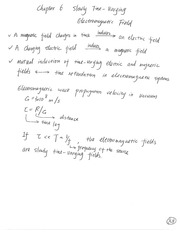 EECS309-Chapter 6-Lecture Notes