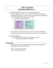 mgmt 363 Individual differences.doc
