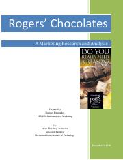 Gustavo - Marketing Project - Rogers' Chocolates.pdf