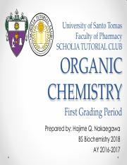 STC ORGCHEM MONTHLY