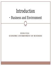 02- Introduction- Business and its environment- 2.pptx