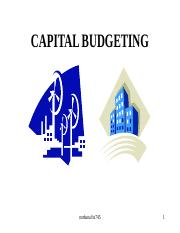 10) Capital budgeting_Handout.pptx