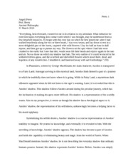 phil confucius essay angeli perez professor berry whitlock  3 pages phil phantastes paper
