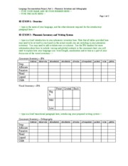 LDP part 1 template