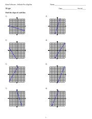 Graphing Worksheets Kuta - graphing worksheets kuta software with ...